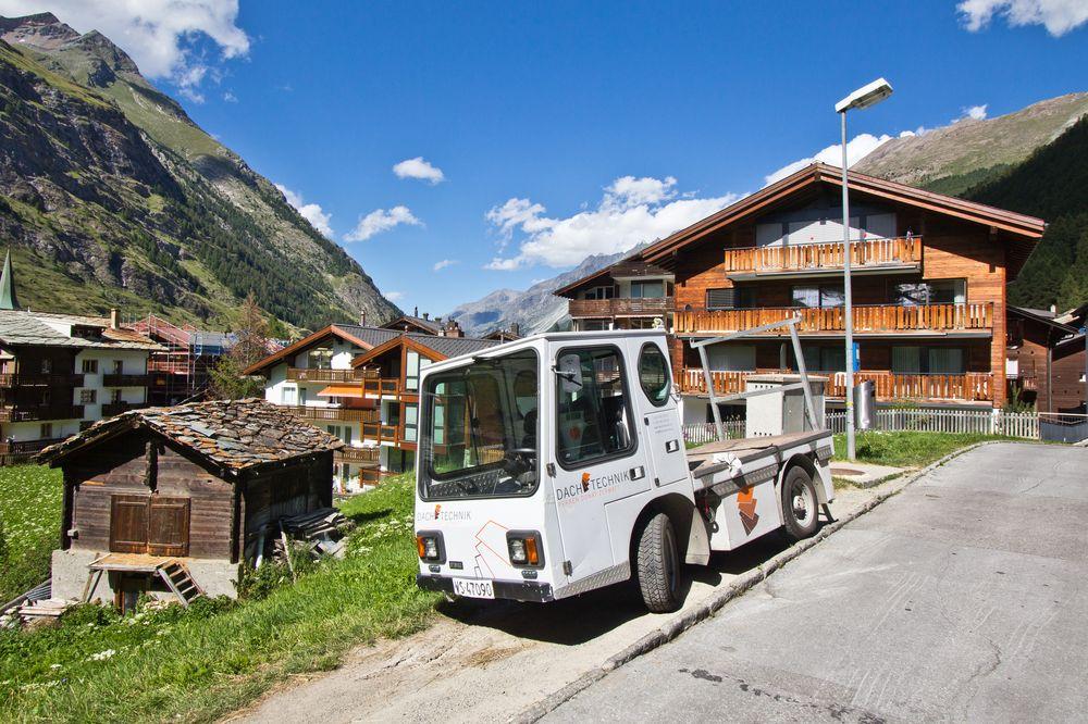 Zermatt Elektroauto