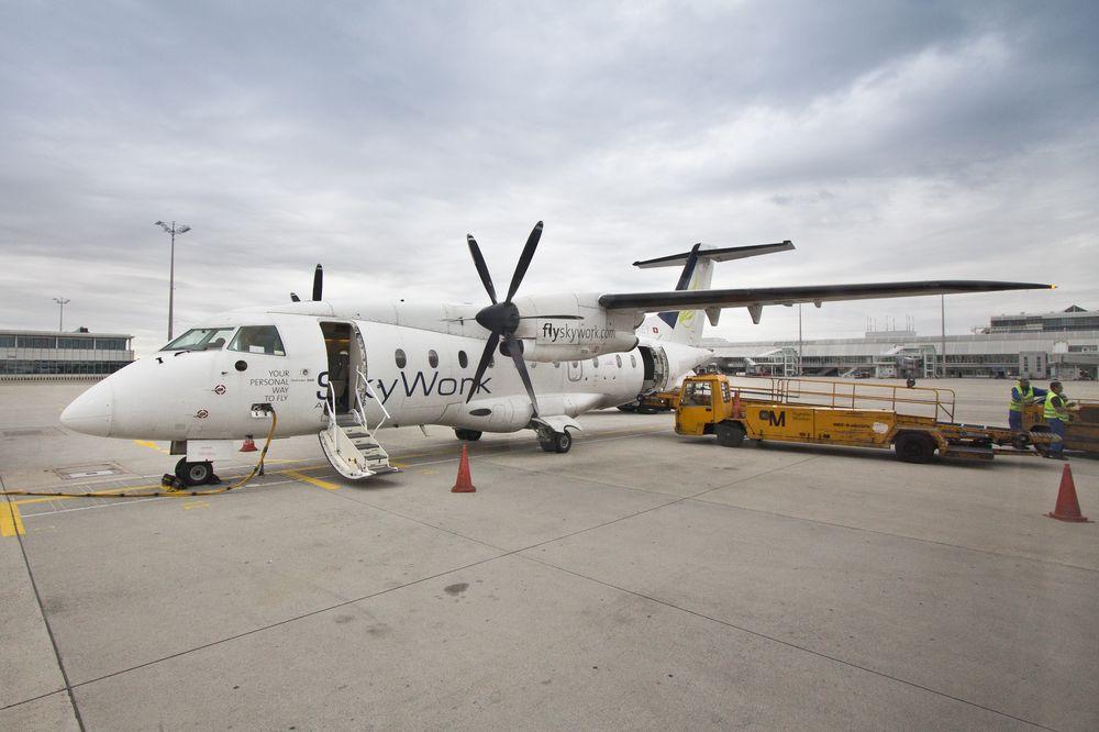 Skywork Airlines Dornier 328 Flughafen München
