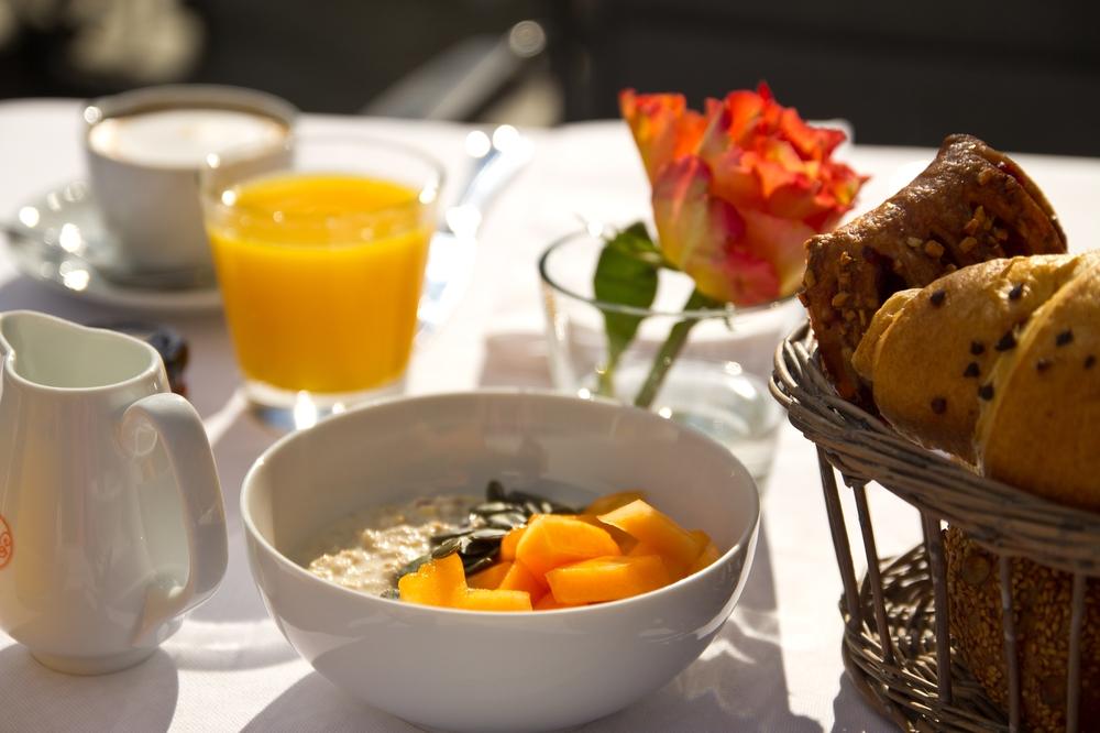 Hotel Tegernsee Bachmair Weissach Frühstück