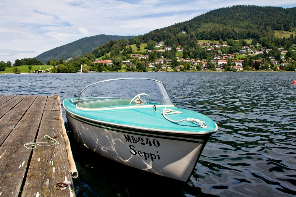 Boot Motorboot Tegernsee leihen