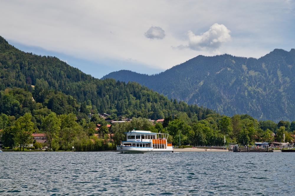 Bayerische Seenschifffahrt Schiff Tegernsee