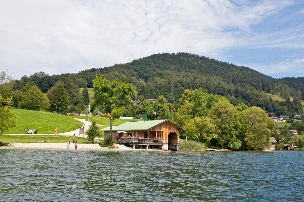 Rottach Egern Tegernsee Boot mieten