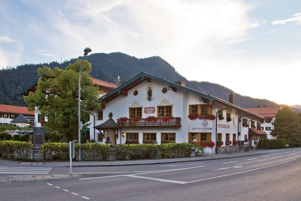 Wellness Hotel Tegernsee Hotel Bachmair Weissach