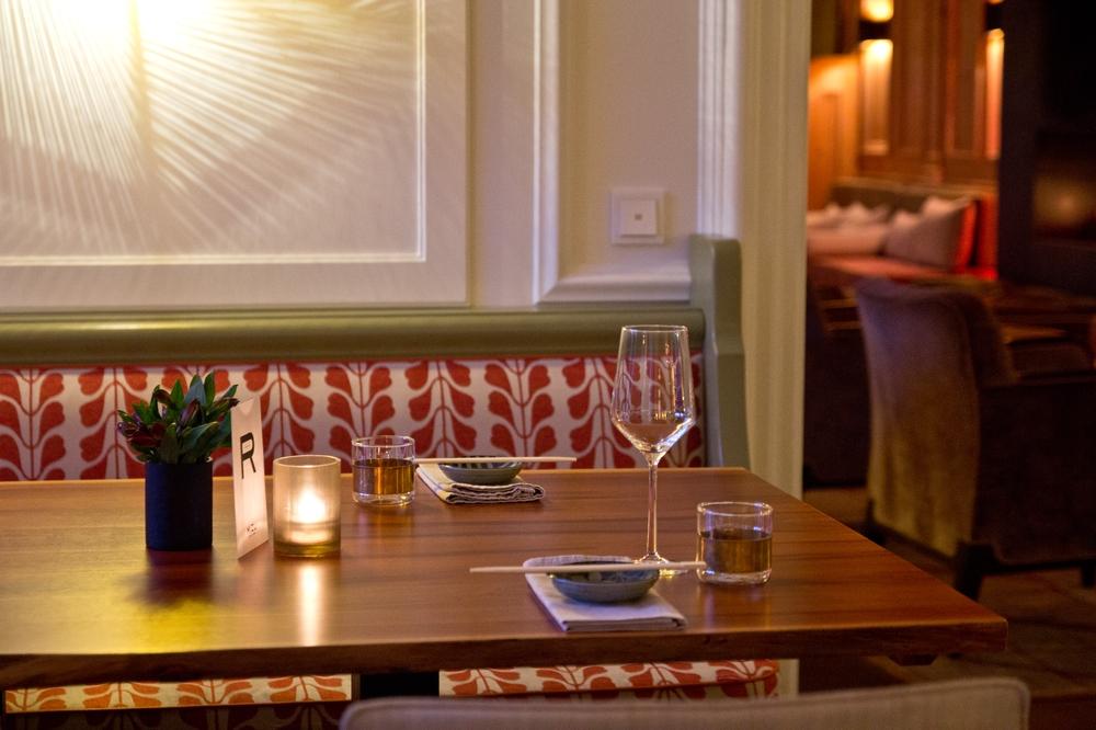 Mizu Sushi Bar Hotel Bachmair Weissach