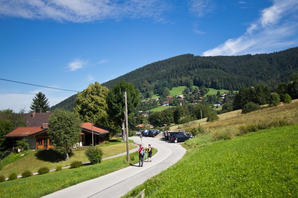 Tegernsee Landschaft