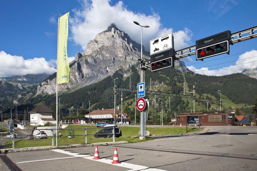 Kandersteg Berner Oberland
