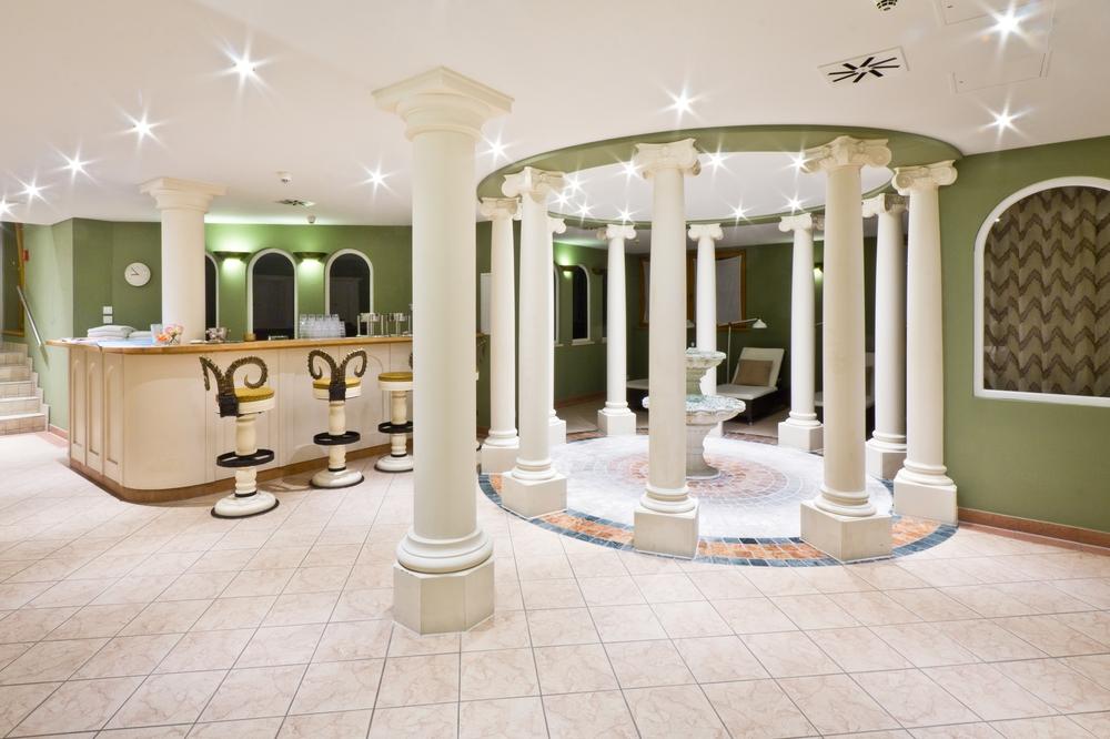 Ruhe Bereich Wellness Hotel Bachmair Weissach