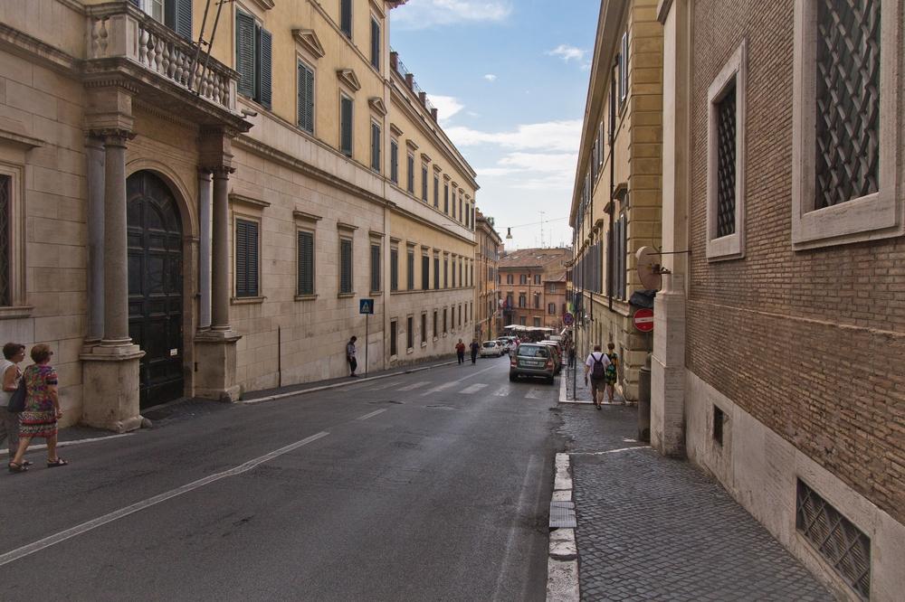 Gasse Straße Rom