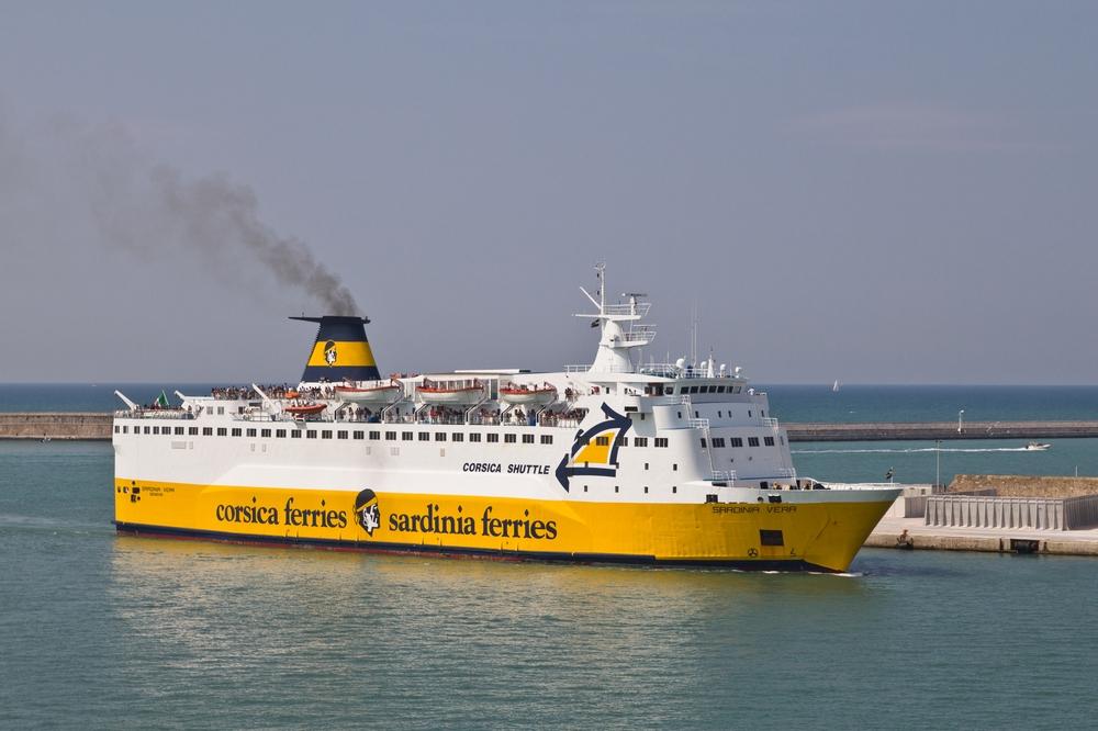 Corsica Ferries Livorno
