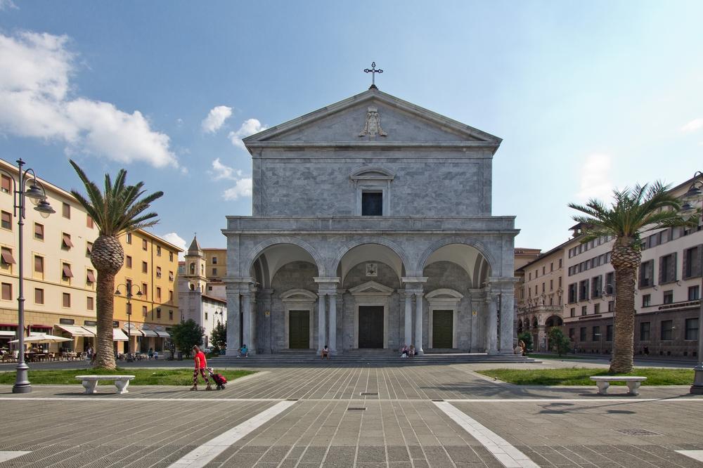 Duomo San Francesco di Assisi Livorno