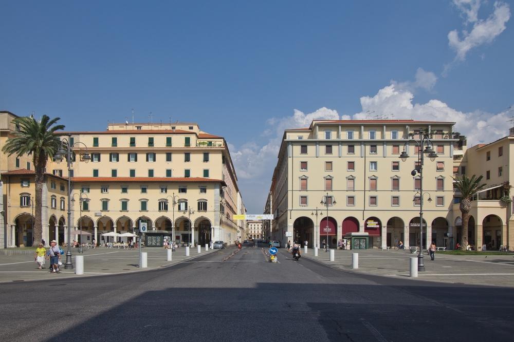 Piazza Grande Livorno
