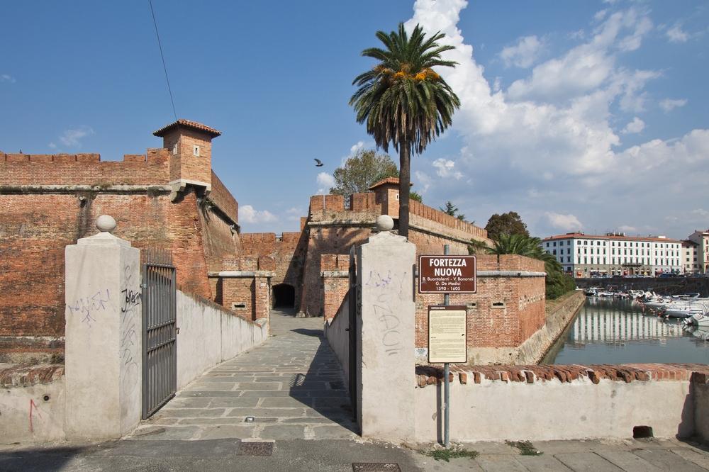 Fortezza Nuova Livorno