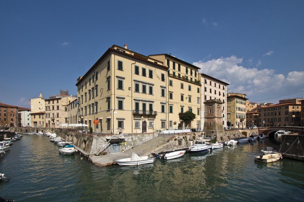 Livorno kleines Venedig