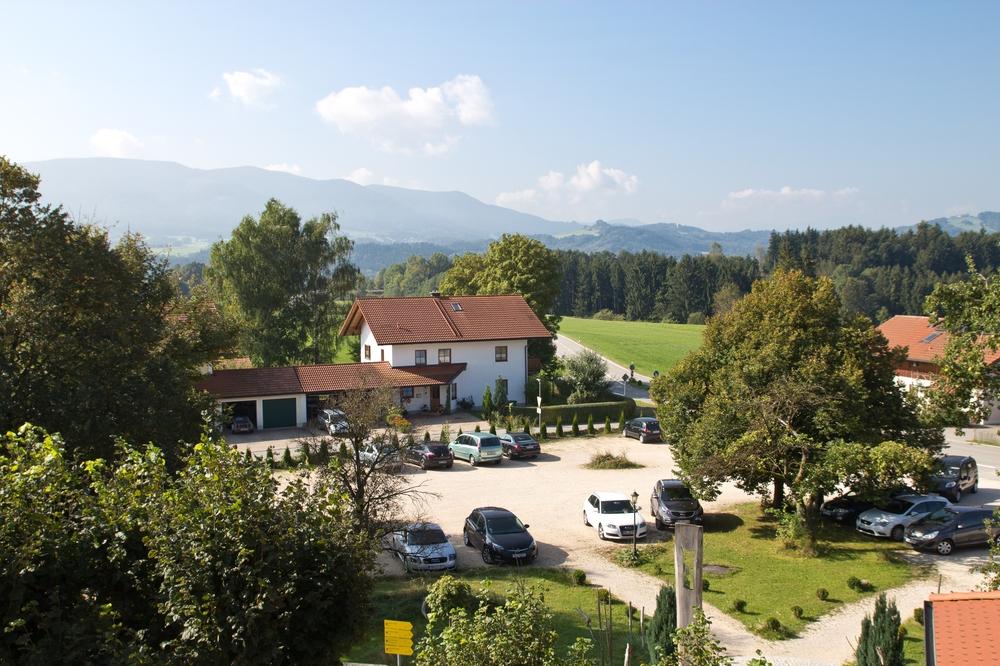 Balkon Suite Gut Edermann