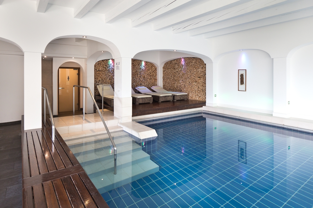 Indoor Pool Gut Edermann
