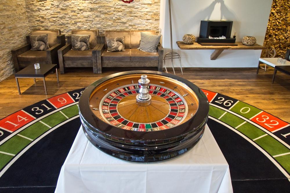 Roulette Tisch Casino Salzburg