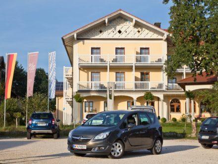 Opel Meriva Mietwagen SIXT