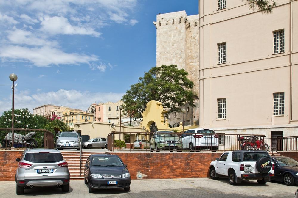 Cagliari Torre dell'Elefante