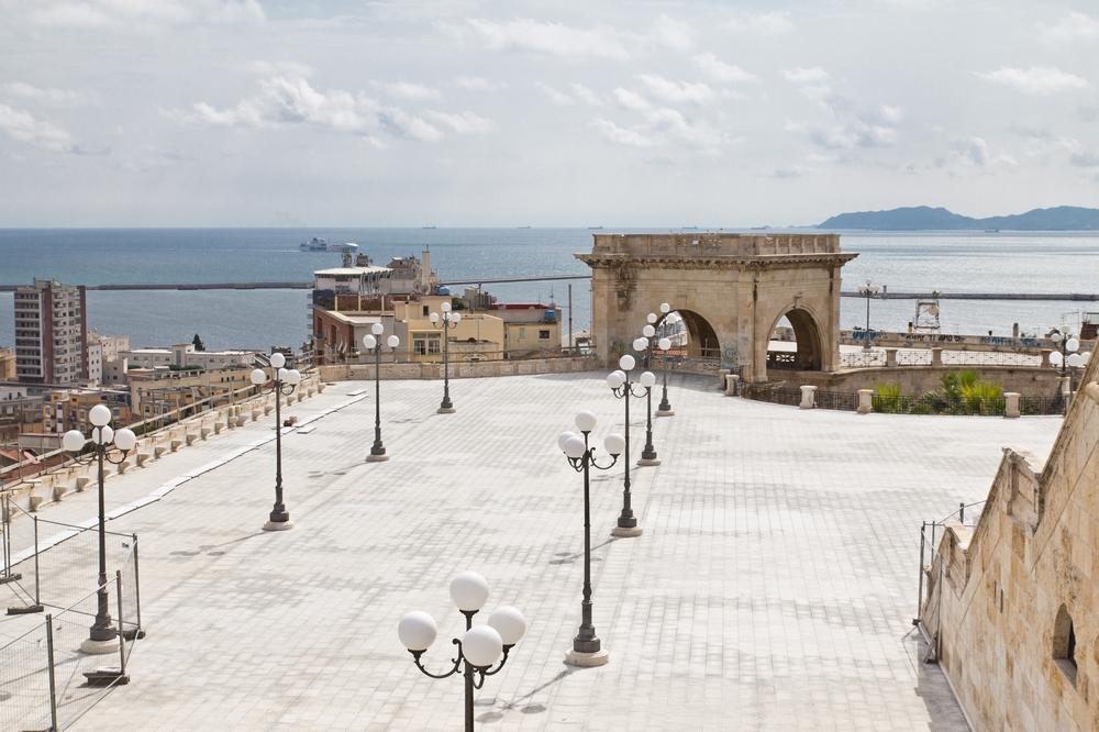 Cagliari Bastione San Remy
