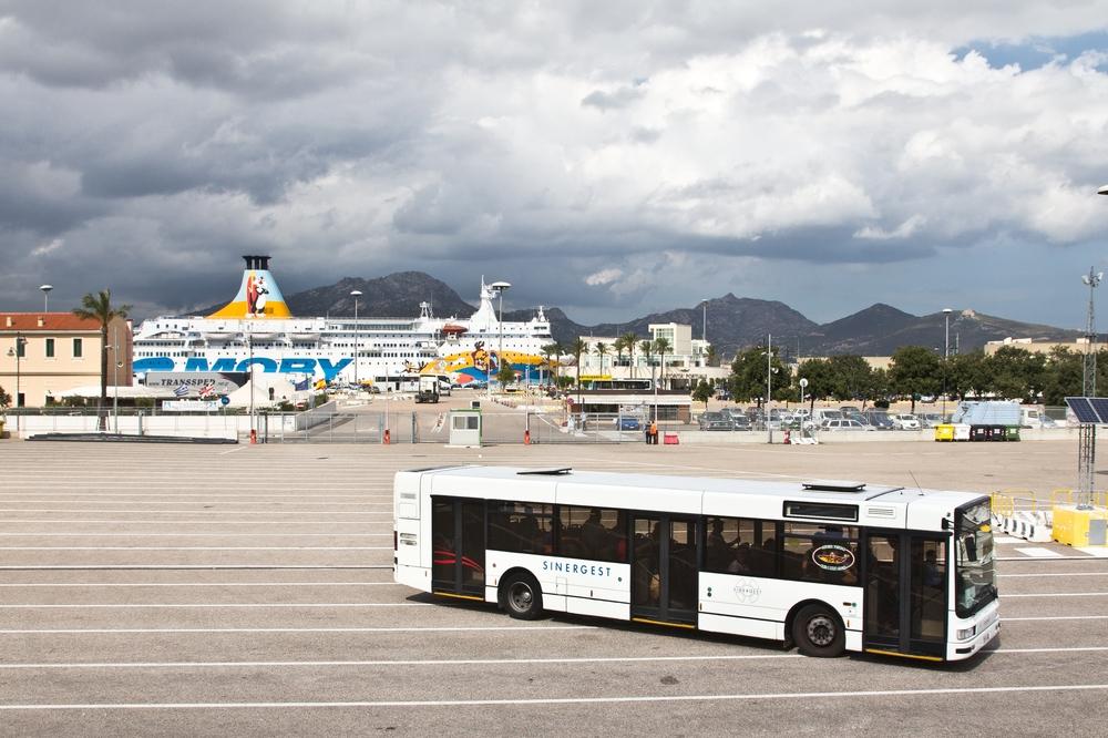 Hafen Olbia Kreuzfahrt