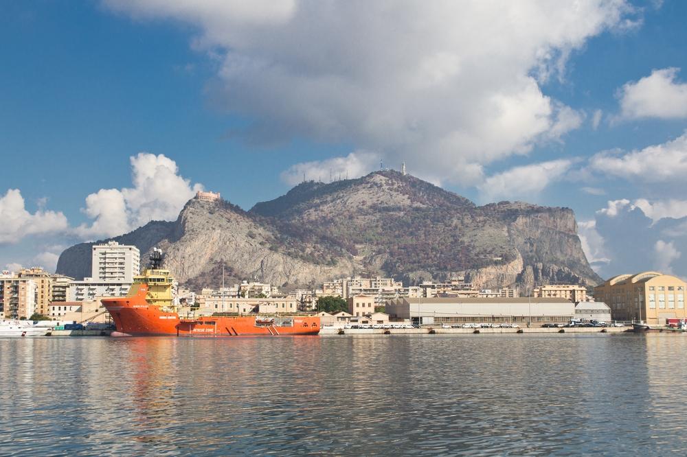 Hafen Palermo Kreuzfahrt