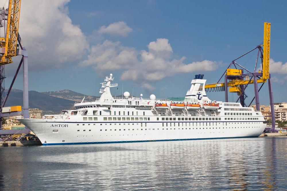 MS Astor Schiff Palermo