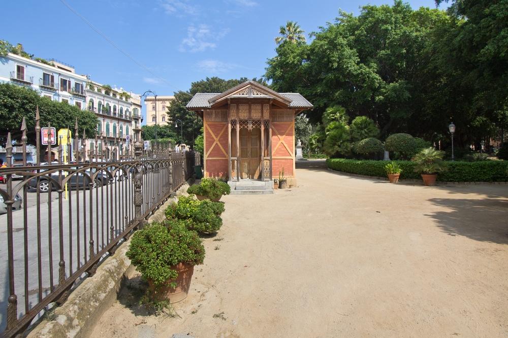 Giardino Garibaldi Palermo