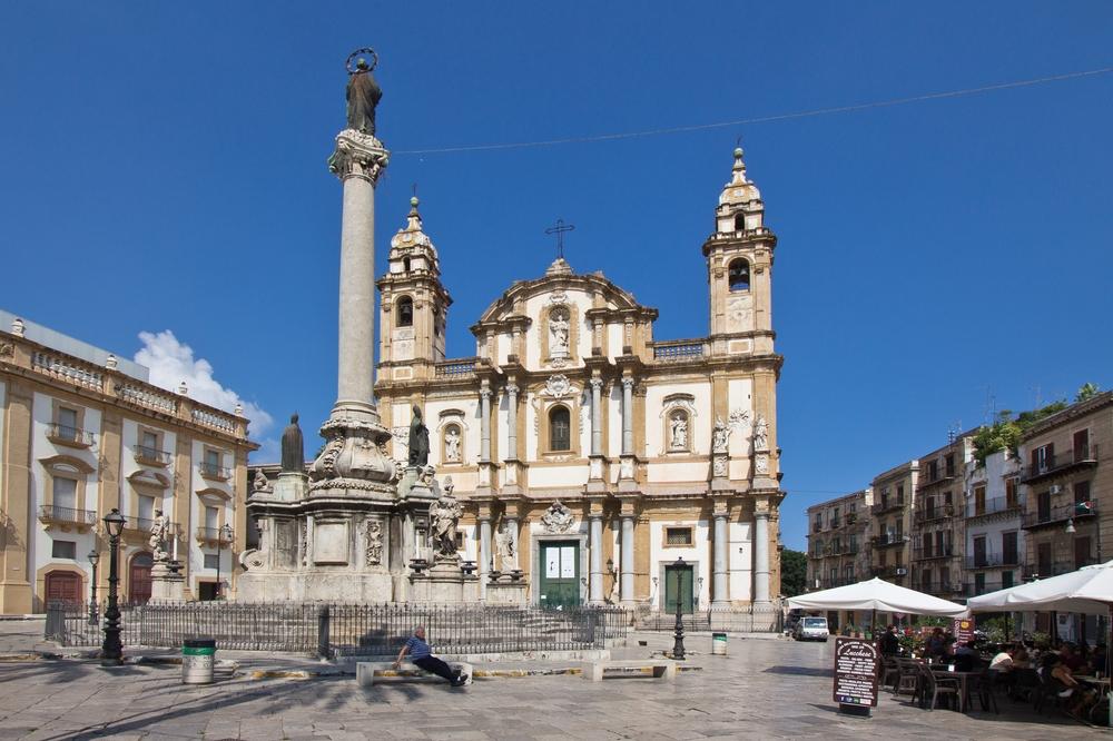 Via Roma San Domenico Palermo