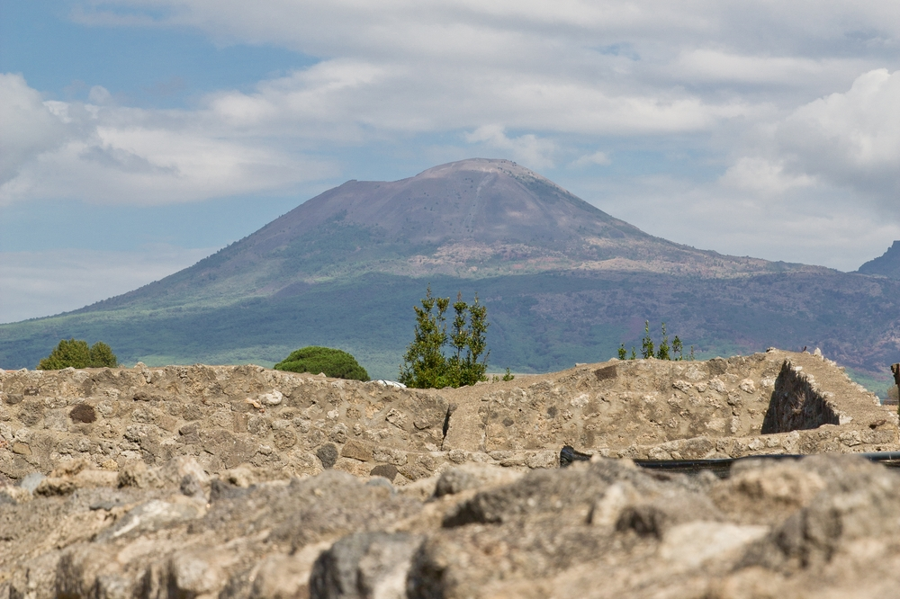 Pompeji Vulkan