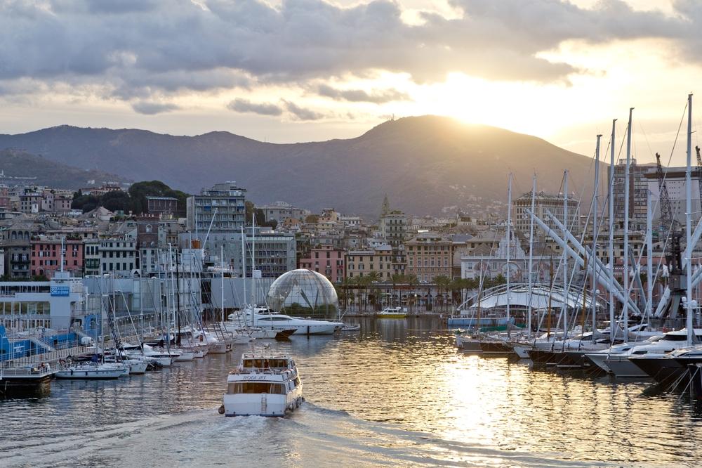 Acquario di Genova Aquarium Genua