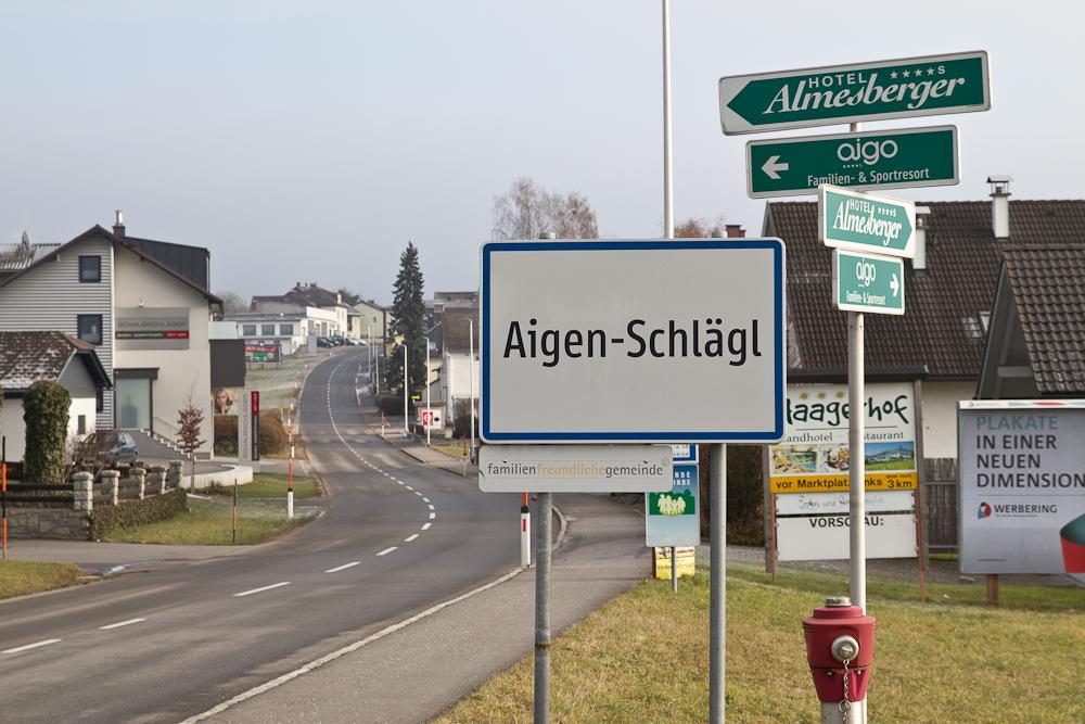 Aigen im Mühlkreis, Hotel Almesberger