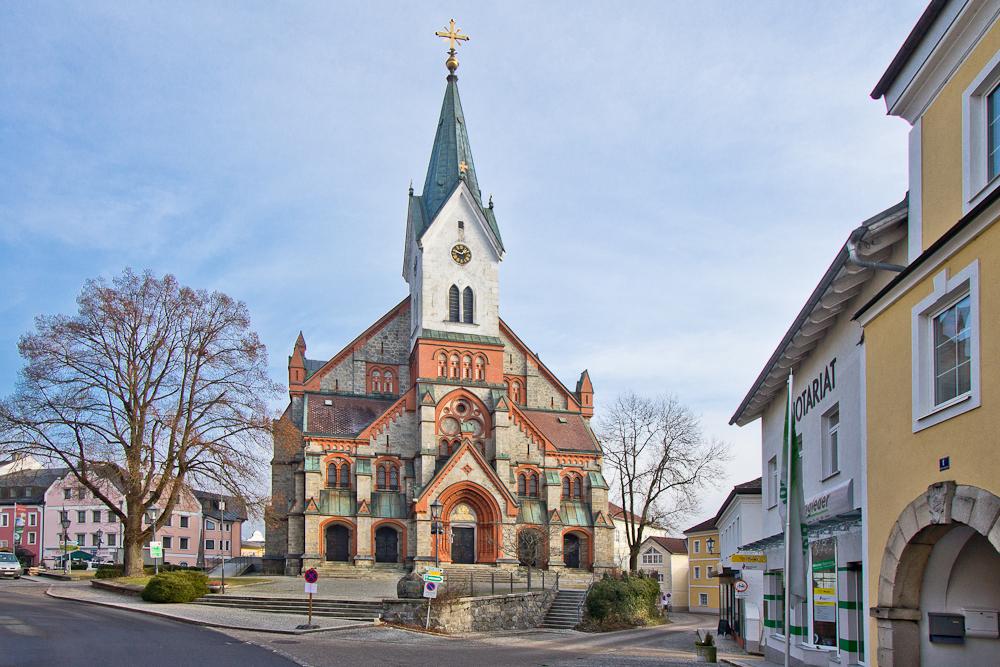 Pfarrkirche Aigen im Mühlkreis, Oberösterreich