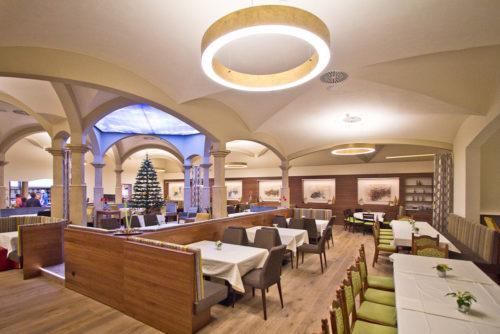 Restaurant Almesberger Wellness Hotel Österreich