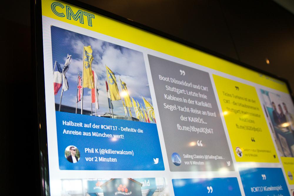 CMT Stuttgart Messe 2017 Reisemesse