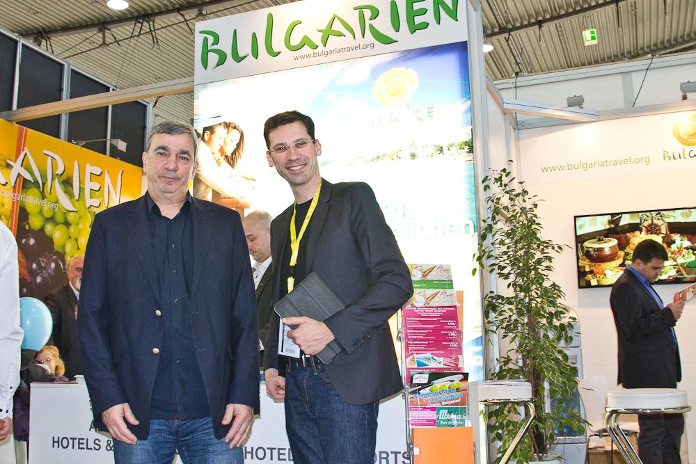 Plamen Bakalov Wirtschaftskonsol von Bulgarien
