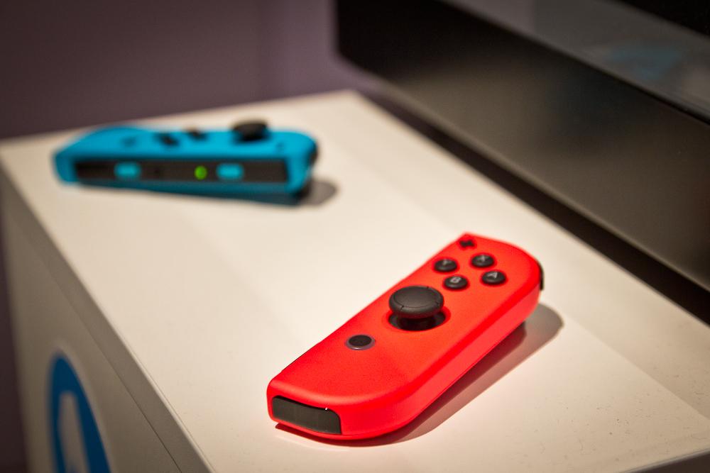 Nintendo Switch Joy-Cons