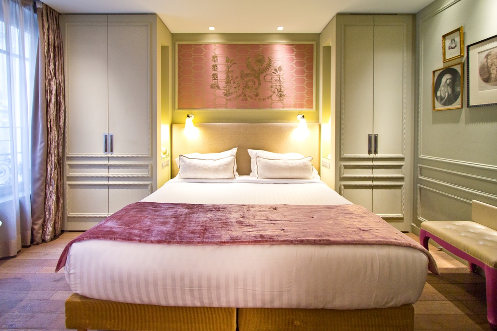 """Hotel """"La Belle Juliette"""" Paris"""
