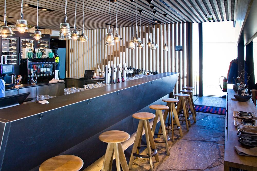 Bar IceQ Restaurant Gaislachkogel James Bond 007