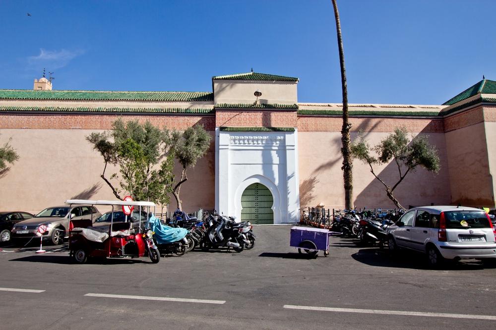 Marrakesch Straße