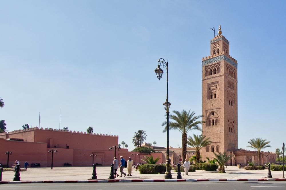 Koutoubia-Moschee Marrakesch