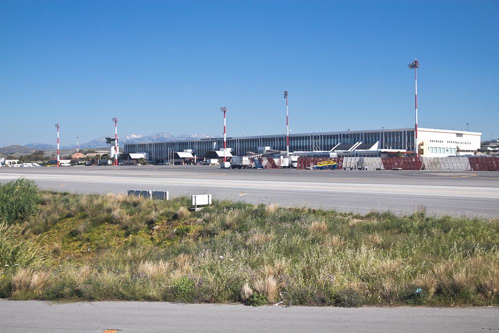 """Flughafen Iraklio """"Nikos Kazantzakis"""""""