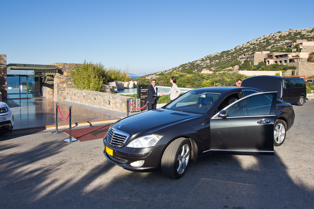 Limousine Taxi Flughafen Heraklion International Airport
