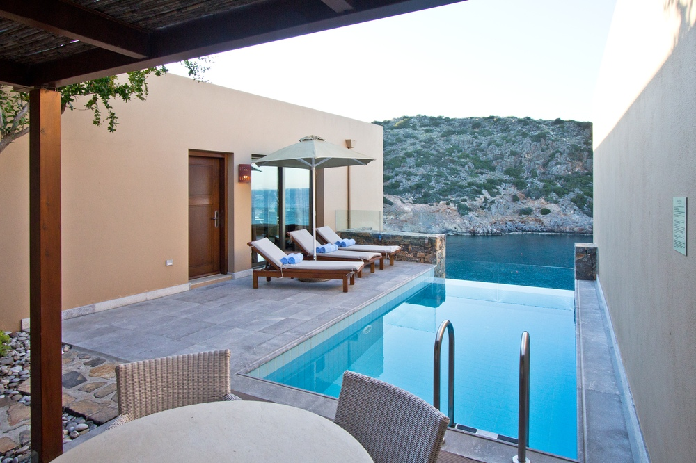 Pool Villen Villa Daios Cove Luxury Resort & Villas Kreta