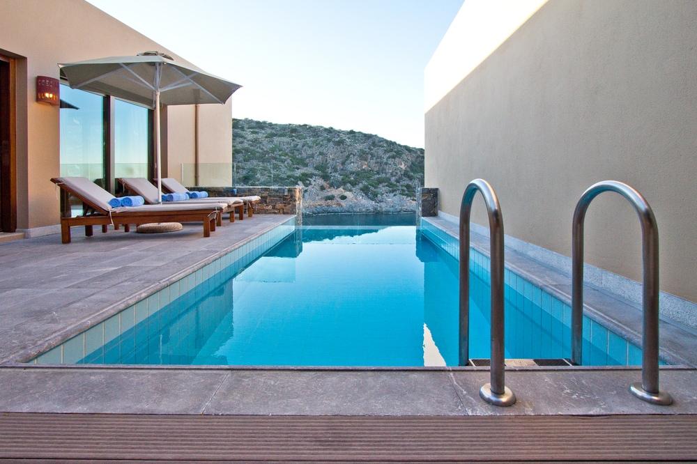 Pool Villen Villa Daios Cove Luxury Resort & Villas Kreta