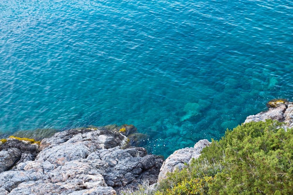 Wasser Meer Kreta