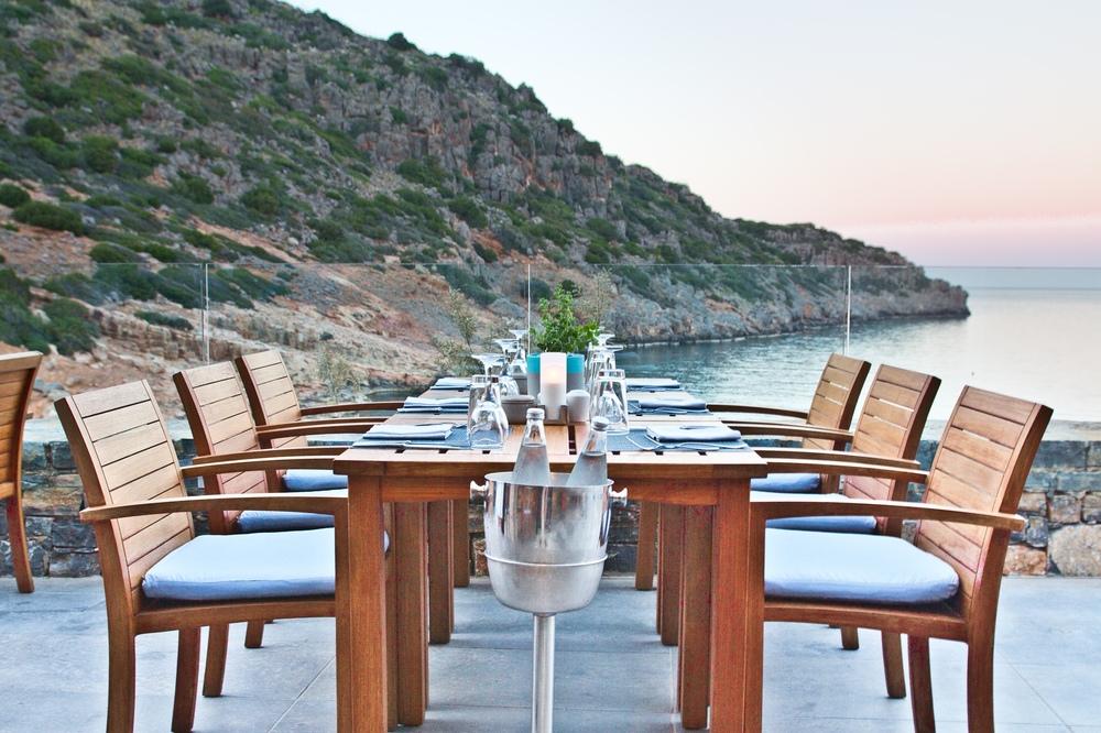 Restaurant Luxus Hotel Kreta
