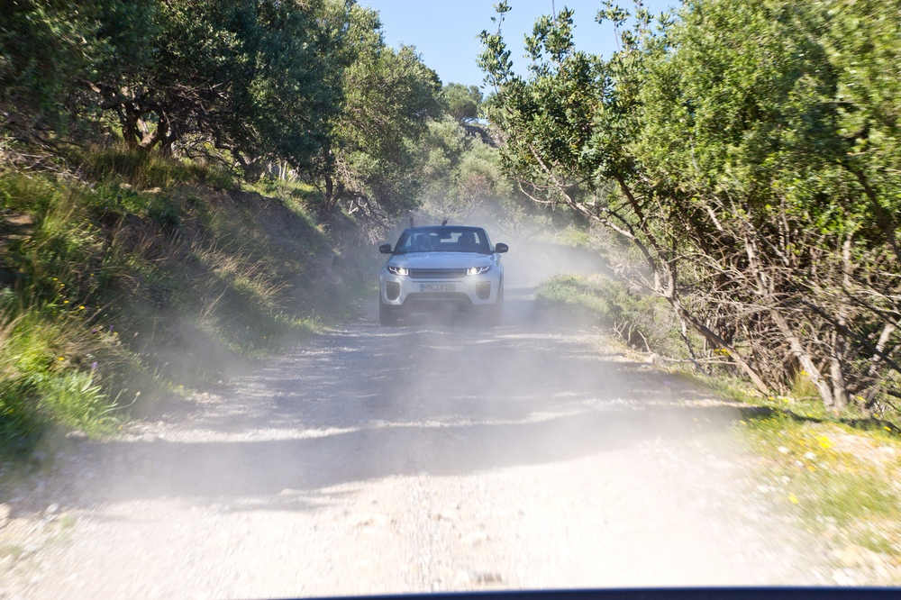 Land Rover Experience Greece
