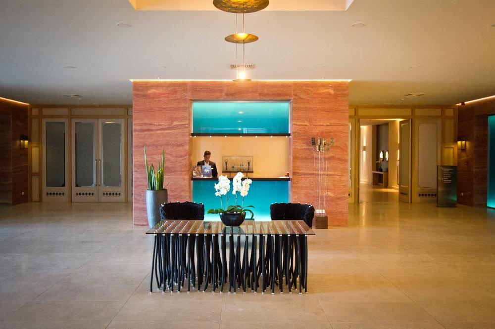 The mansion luxusvilla im hotel daios cove auf kreta for Design hotel kreta