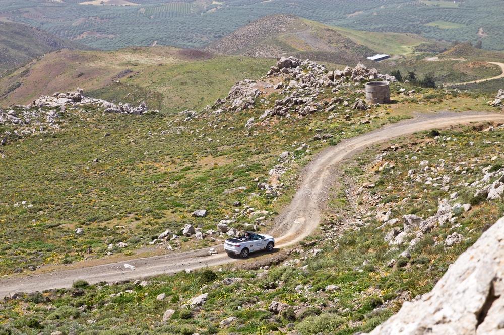 Landschaft Kreta Süden