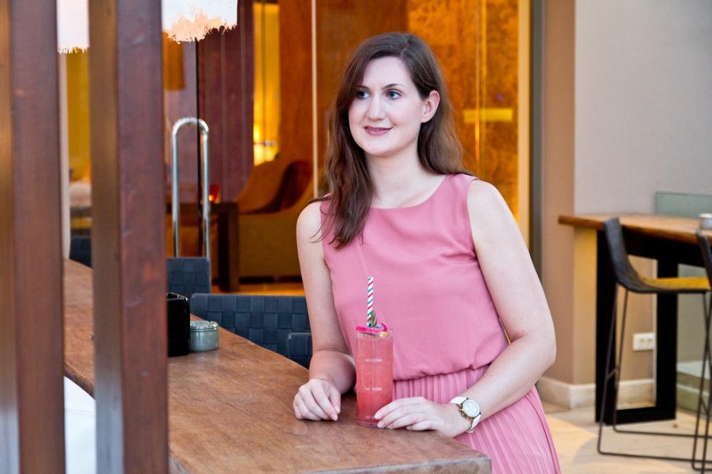 Conny Modeblog Fashionvictress Kreta Cocktail